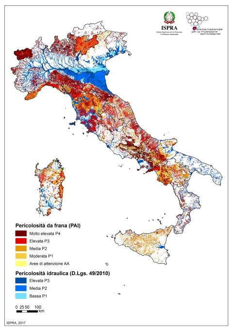 Mappa_pericolosita_frane_idraulica_PAI_Rapporto_2018_rid
