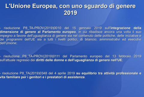 Sforza_Europa e Genere 2019